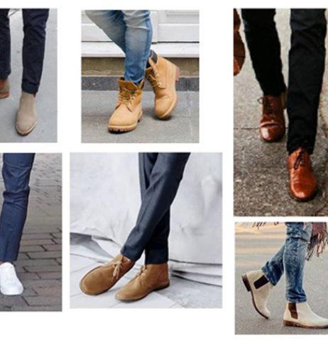 Jaké boty potřebuje každý muž na podzim 2017