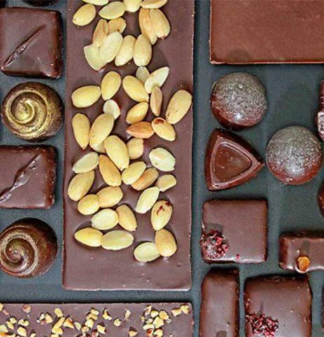 Jsou čokoládové bonbóny zdravé ?