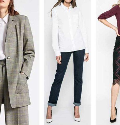 Jednoduché outfity do práce a pár pravidel, které je dobré dodržovat