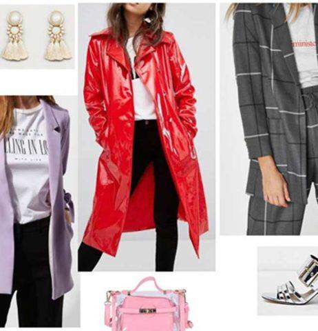 Nejdůležitější módní trendy roku 2018