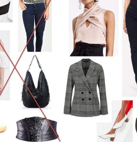10 kusů oblečení, kterému dejte na jaře 2018 sbohem