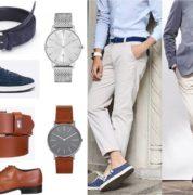 7 zásad jak nosit pánský pásek
