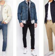 6 tipů pro muže jak nosit džínovou bundu