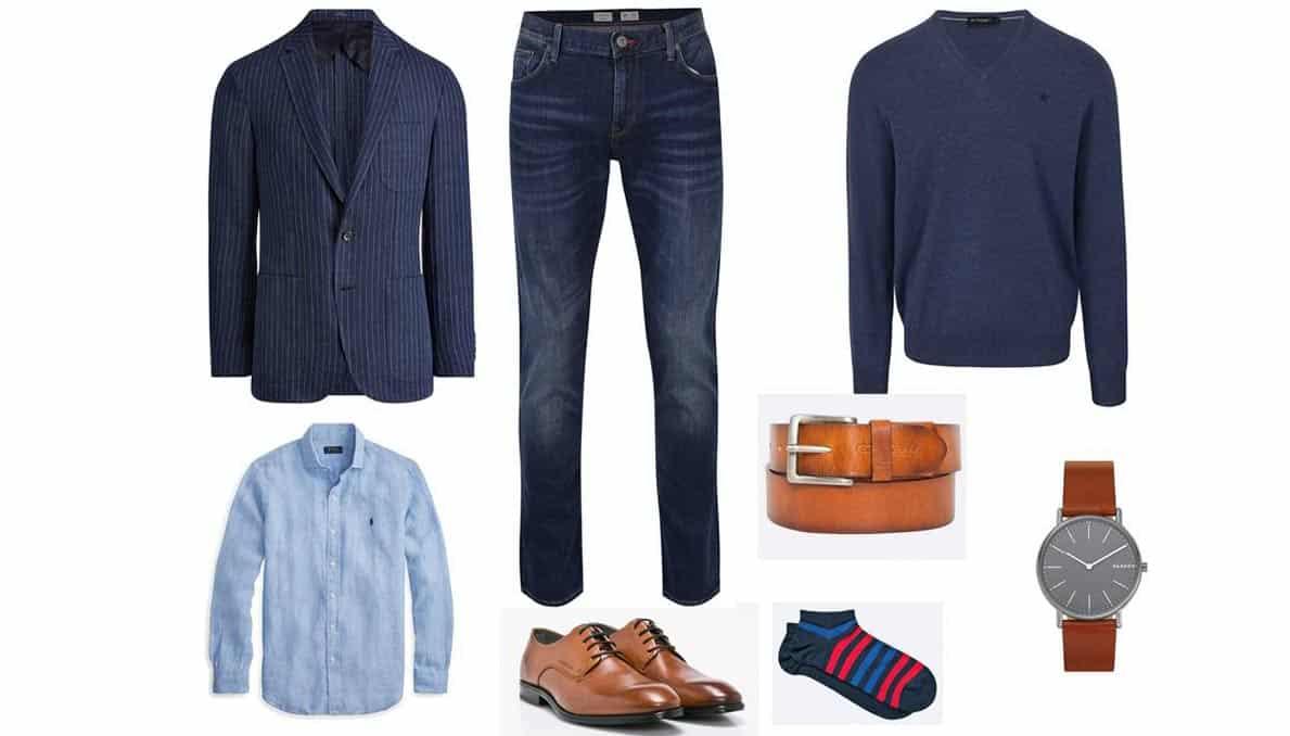 236a6577c5c3 Tipy oblečení pro muže větších velikostí