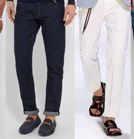 Pánové, nosíte sandály? Ano? Nebo dáváte  přednost jiným módním letním botám?