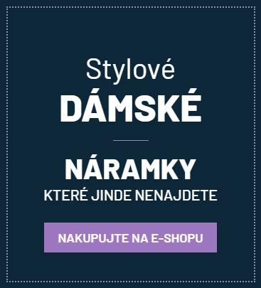 Módní stylové dámské náramky www.damske-naramky.cz