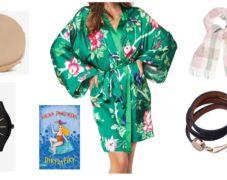 Vánoční tipy na stylové dárky pro ženy