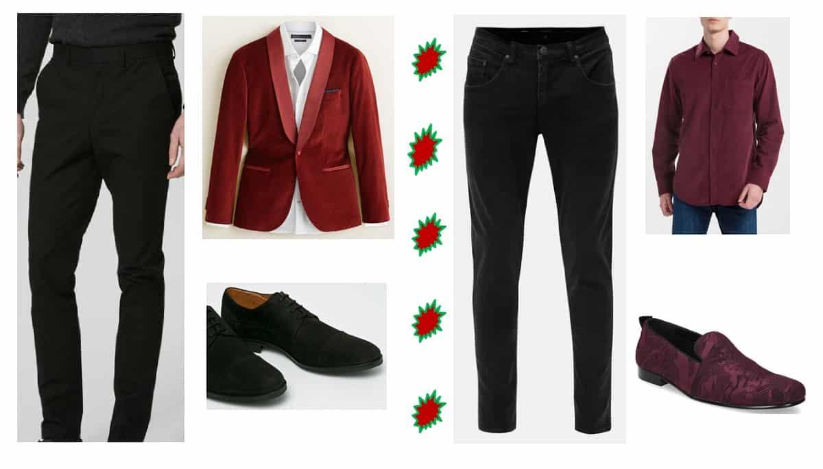 Vánoční večírky jsou v plném proudu a všichni blogeři se věnují různým  outfitům na vánoční večírky pro ženy be63097450