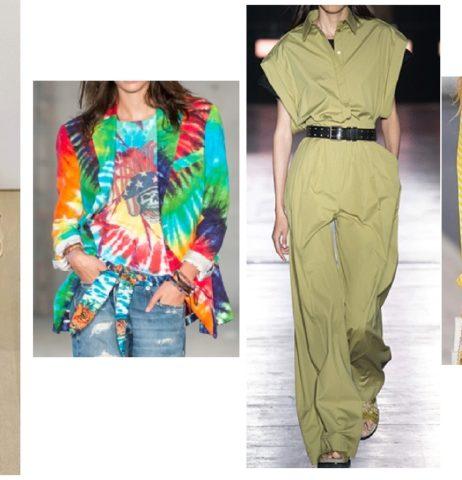 10 největších módních trendů na jaro/léto 2019