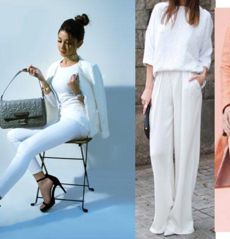 Tipy jak nosit monochromatický outfit