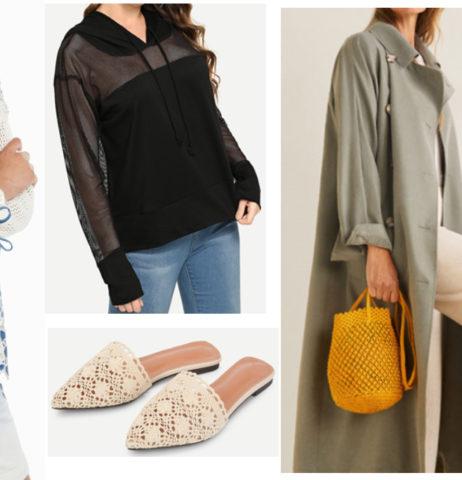 Síťovina-módní trend jara 2019
