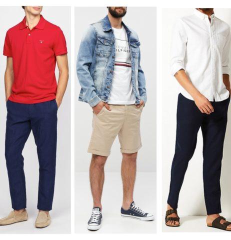 Muži – pohodlné letní oblečení